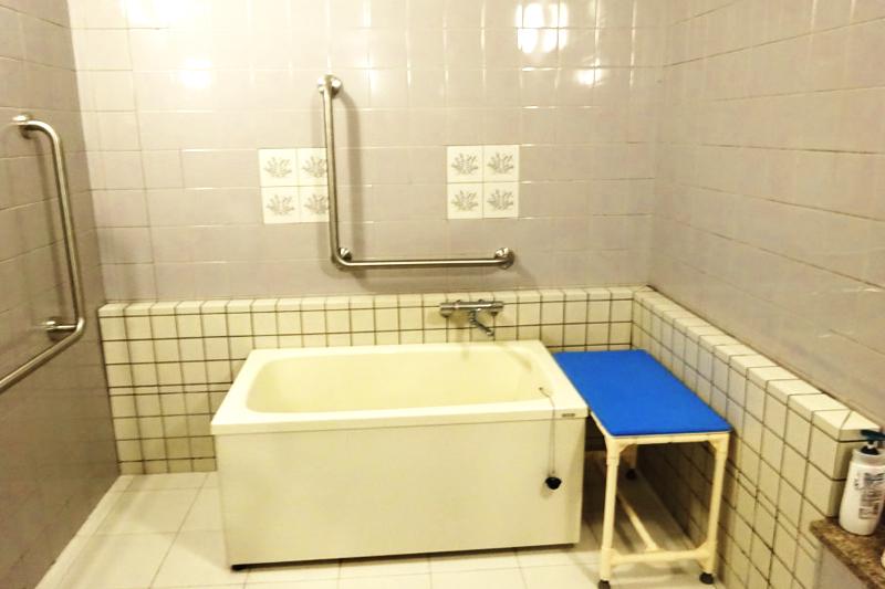 浴室一般浴
