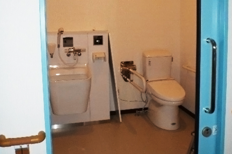 みんなのトイレ